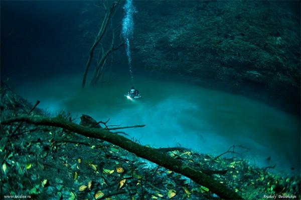 Cenote Angelina