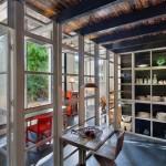 House of Rolf, une habitation construite en matériaux de récupération