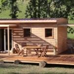 Brikawood, une construction de maison à base de briques en bois
