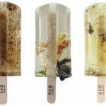 Des glaces aux parfums d'eaux polluées de Taïwan