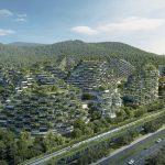 La première ville-forêt du monde sortira de terre en Chine