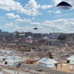 Zephyr Solar, un ballon photovoltaïque apporte l'énergie aux populations isolées.
